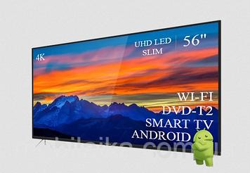 """ТЕЛЕВИЗОР THOMSON 56""""  Smart-TV ULTRA HD T2 USB Гарантия 1 ГОД!"""