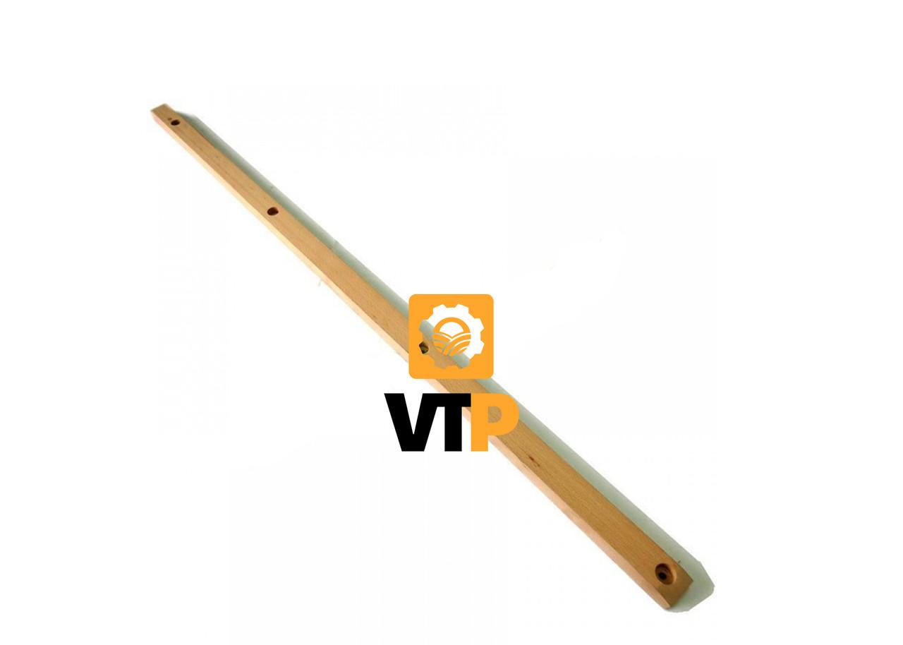 Планка Claas 630409.0В  40х30х1340 направляюча ТПК (підсилена)