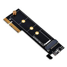 Плата расширения Silver Stone PCIe x4 до SSD m.2 NVMe (SST-ECM25)