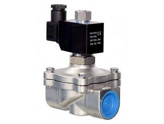 Соленоїдний електромагнітний клапан SPF-23 1, 220V(нормально відкритий)