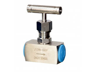 Игольчатый вентиль SPF14 1/2(нержавейка 304S/S)