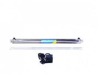 Установка ультрафіолетового знезараження UV-55W / 12G