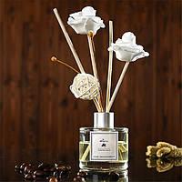 Аромадиффузор с ротанговыми палочками с ароматом Вишни ароматические палочки