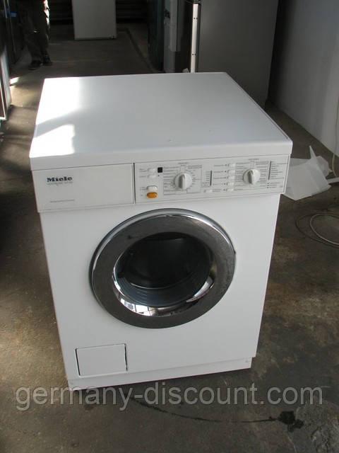 Прально-сушильна машина Miele Novotronic WT 945