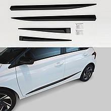 Молдинги на двери для Hyundai i20 5Dr Hatch Mk3 2020+