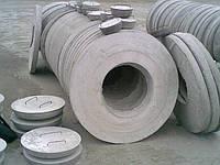 Крышки бетонные для канализации
