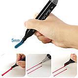 Набір скетч-маркерів 48 шт. Touch Raven для малювання двосторонні професійні фломастери для художника, фото 7