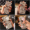 """Чехол со стразами силиконовый противоударный TPU для XIAOMI Redmi NOTE 6 Pro """"SWAROV LUXURY"""", фото 6"""