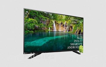 "ТЕЛЕВИЗОР TOSHIBA 56"" Smart-TV ULTRA HD T2 USB Android 9.0 Гарантия 1 ГОД"