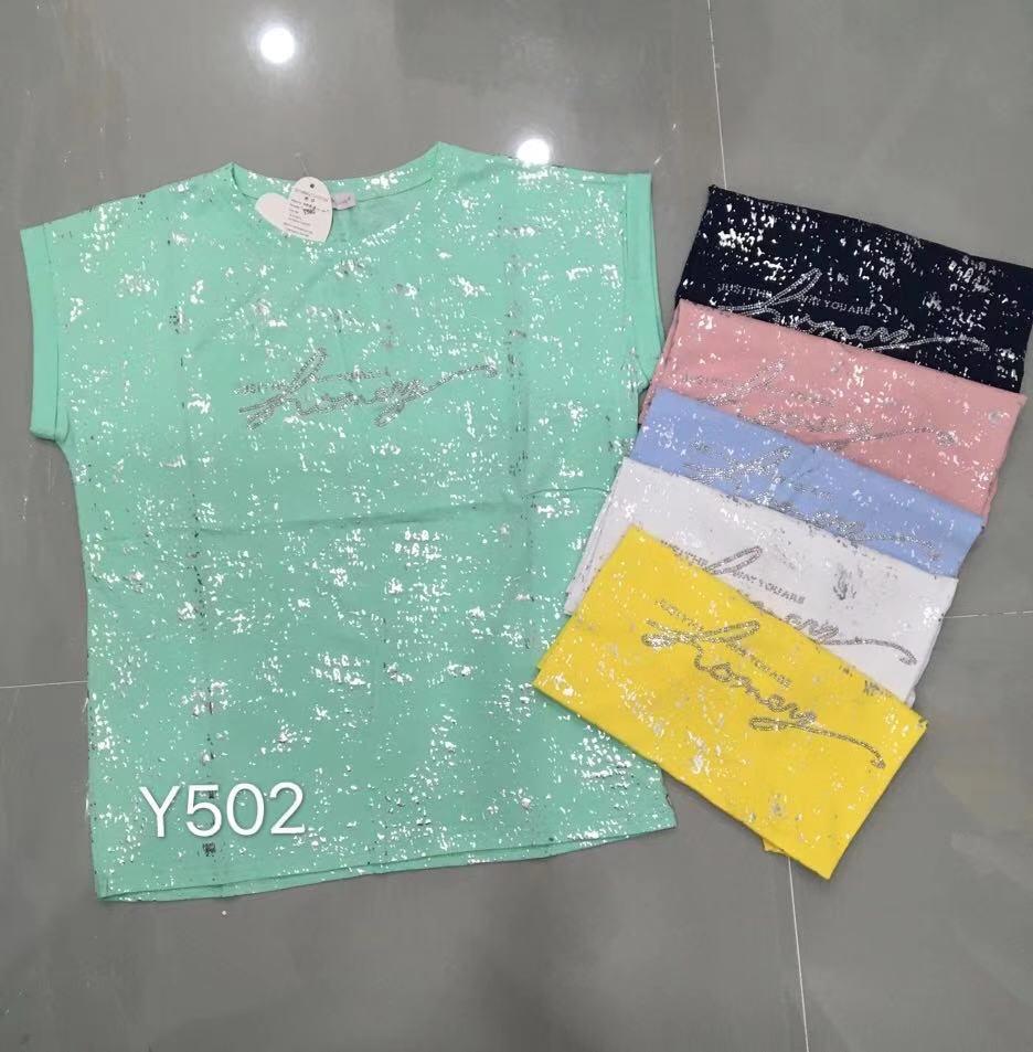 Яркая батальная футболка на лето 46-52 (в расцветках)