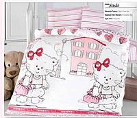 Постільна Білизна Для Немовлят У Ліжечко бавовна Altinbasak Туреччина
