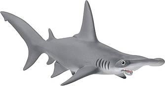 Schleich 14835 фигурка  Акула-молот Wild life Hammerhead Shark