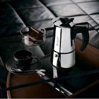Гейзерная кофеварка Bialetti Musa Induction 90мл, фото 2