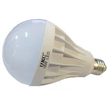 Світлодіодна LED лампа UKC Light Bulb E27 18W, фото 3