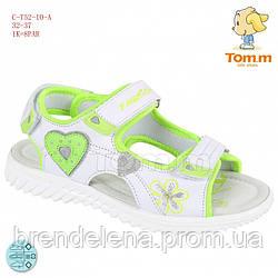 Босоножки для девочки TOM.M р 32-37(код 5209-00)