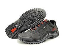 Кросівки чоловічі спортивні чорний балон, фото 2
