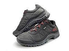 Кросівки чоловічі спортивні чорний балон, фото 3