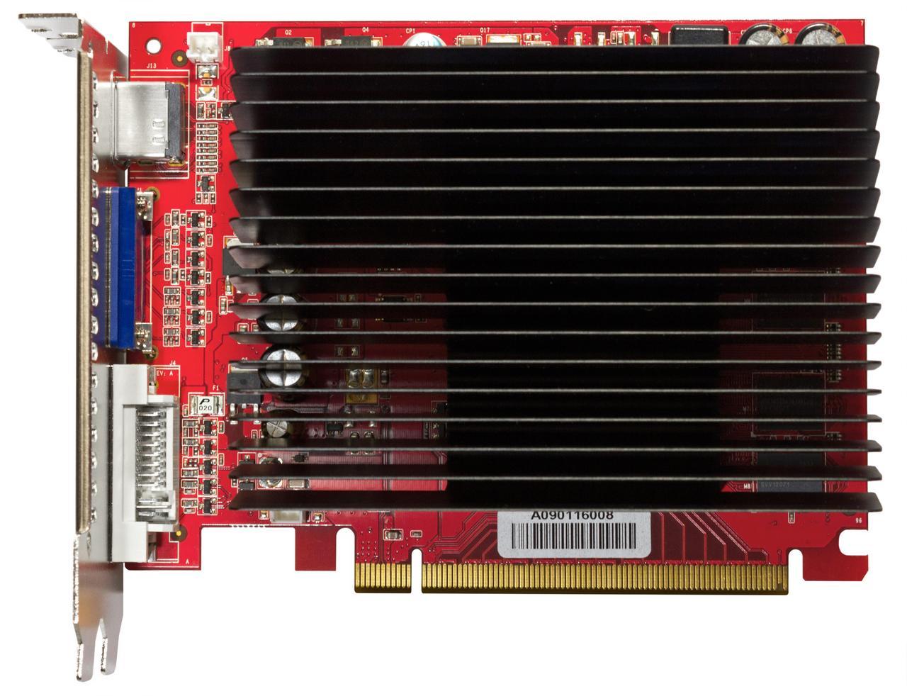 ВИДЕОКАРТА Pci-E Nvidia GEFORCE c HDMI : GT430 на 1 GB DDR3 с ГАРАНТИЕЙ ( видеоадаптер GT 430 1gb  )