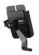 Вело-мото держатель для телефона JOYROOM JR-ZS253 Metal Bracket Черный, фото 3