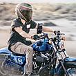 Вело-мото держатель для телефона JOYROOM JR-ZS253 Metal Bracket Черный, фото 5