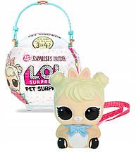 Великий вихованець ЛОЛ Секретні меседжі Зайчик (Кролик Аліси) - L. O. L. Surprise! Biggie Pet - Cottontail 554745