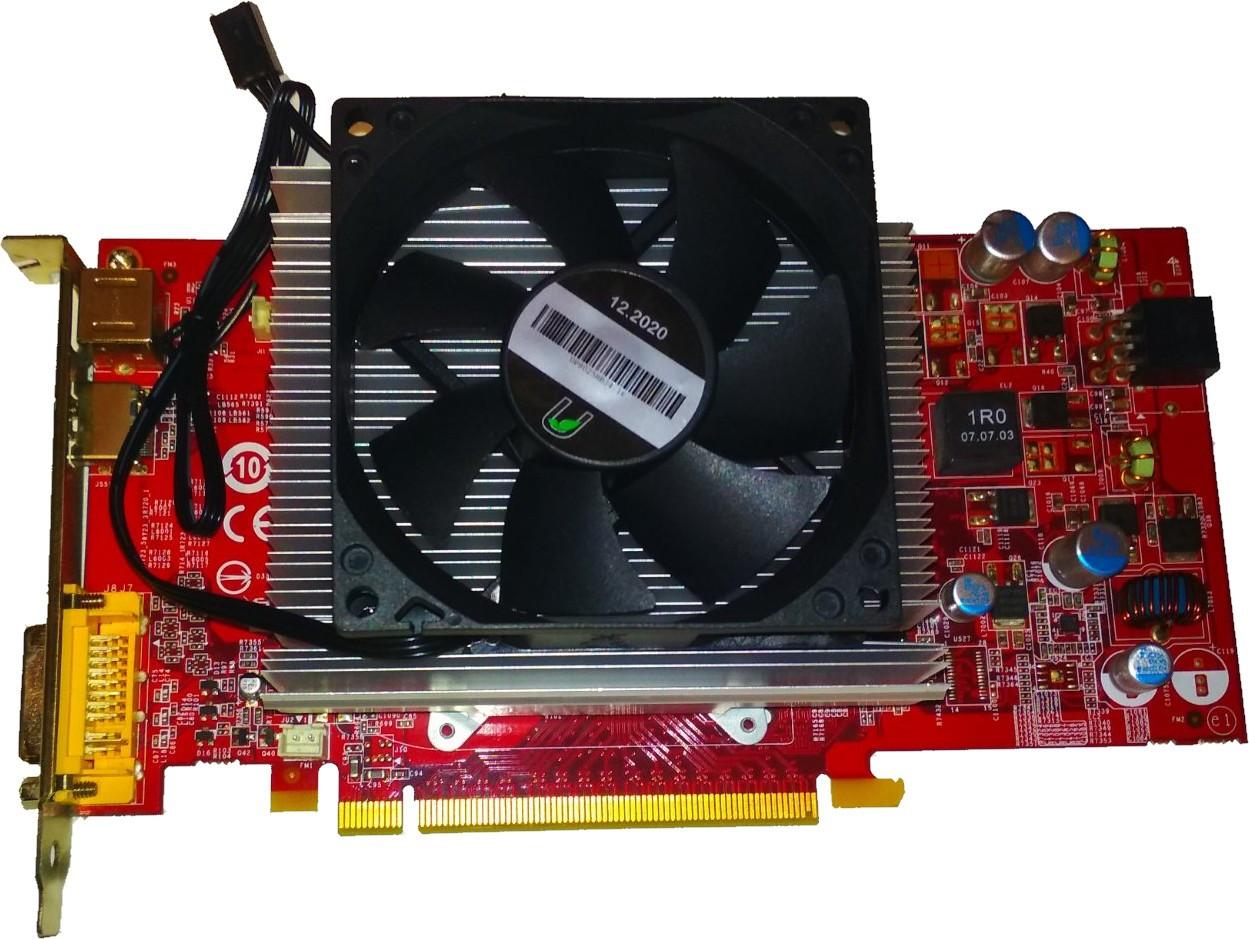 ВИДЕОКАРТА Pci-E NVIDIA GeFORCE 8600 GTна 256 MB и 128 BIT c HDMI ВЫХОДОМ и ГАРАНТИЕЙ