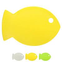 Дошка пластикова обробна Рибка 30х20см, WHW99416-1