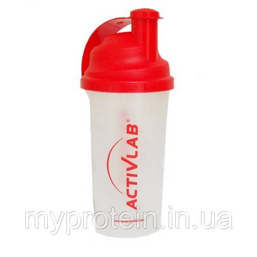 Shaker Activlab red (700 ml)