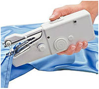 Портативная Швейная мини-машинка HANDY STITCH ручная Ханди Стич Сможет починить любую вещь Питание от батареек