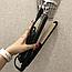 Плойка Вирівнювач для Волосся 4 в 1 Gemei GM 2955 щипці для Локонів, Електрощипці Випрямляч гофре Завивка, фото 6
