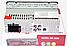 Автомагнітола 1DIN Pioneer MP3-8506 з Пультом магнітола Піонер мп3 в Машину авто MP3+FM+2xUSB+SD+AUX Блютуз, фото 9