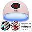 Лампа УФ для ногтей SUN X28 LED Лампа для Маникюра и Педикюра гель Лака Для Полимеризации с Таймером, фото 5