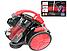 Колбовый мощный пылесос Crownberg CB-0111 2400W для Дома, Квартиры Вакуумный Контейнерный, фото 4