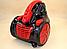 Колбовый мощный пылесос Crownberg CB-0111 2400W для Дома, Квартиры Вакуумный Контейнерный, фото 6