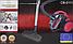 Колбовый мощный пылесос Crownberg CB-0111 2400W для Дома, Квартиры Вакуумный Контейнерный, фото 7