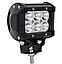 Фара LED (6 LED) 5D-18W-SPOT Світлодіодна додаткова автомобільна автофара на дах противотуманки, фото 4