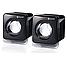 Настольные Проводные мини Колонки Kisonli V410 Сабвуфер для ПК ноутбука телефона Маленькие USB Акустика ТОП, фото 2