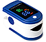 Пульсометр Оксиметр на палец LYG-88 Электронный пульсоксиметр Портативный для Измерения Кислорода в Крови ТОП, фото 3