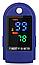 Пульсометр Оксиметр на палец LYG-88 Электронный пульсоксиметр Портативный для Измерения Кислорода в Крови ТОП, фото 4
