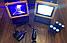 Кемпінговий ЛІХТАР ручний Прожектор Акумуляторний Bailong BL-204 100W від 3x18650 зі Стробоскопом Ліхтарик 220В, фото 10
