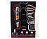 Машинка для стрижки Gemei GM 580 7 в 1 Професійна Стрижка для Волосся Тример Джемей Бороди, Носа ТОП!, фото 5