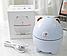 Бесшумный ультразвуковой Увлажнитель Воздуха Детский Humidifier LED Ароматизатор c Подсветкой Аромадиффузор, фото 5