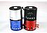 Бездротова Портативна Колонка Міні WSTER WS-A8 з MP3, AUX USB, FM-радіо, блютуз 100% ЯКІСТЬ, фото 3
