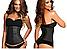 Стягуючий Корсет SCULPTING Clothes (коригуючий) без бретелей для схуднення, пояс для схуднення NEW!, фото 5