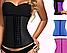 Стягуючий Корсет SCULPTING Clothes (коригуючий) без бретелей для схуднення, пояс для схуднення NEW!, фото 8