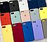 Чехол Silicone Case на Apple iPhone Original 6, 6s, 6 plus, 6s plus, 7 plus, 8 plus,  11 Pro Max 7, 8, X, Xs, фото 3