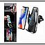 Автомобільний Тримач сенсорний з Функцією бездротової Зарядки Penguin Smart Sensor S5 100% ЯКІСТЬ, фото 2