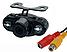 Универсальная камера заднего вида E400 мини-камера в машину парковочная камера Сенсор CMD Стационарная, фото 3