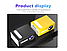 Бытовой светодиодный проектор Модель T300 Портативный Мини 20 Вт Цветов 16,7 млн AV-кабель ТОП ПРОДАЖ!, фото 7
