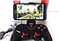 Универсальный Bluetooth беспроводной геймпад, джойстик V8 игровой блютуз контроллер, для Android IOS, iPad, PC, фото 7